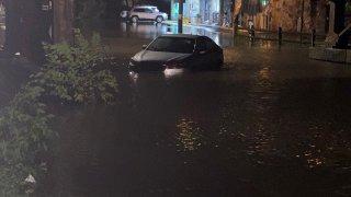 Flooding in Danbury after Ida Glenwyman a