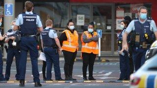 Auckland, New Zealand stabbing