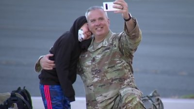 Dozens of Connecticut National Guardsmen and Women Deploy to Poland