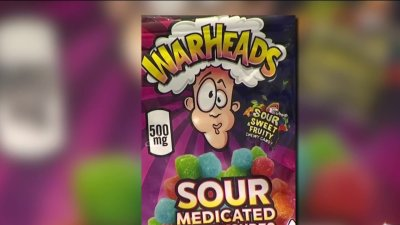 Officials Warn About Candy Lookalike Products Containing Cannabis
