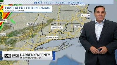 Afternoon Forecast for Oct. 16