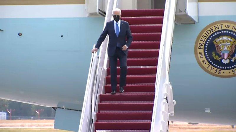 PHOTOS: President Biden Visits Connecticut