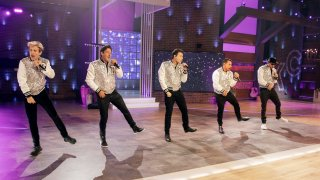 New Kids on the Block on Kelly Clarkson show