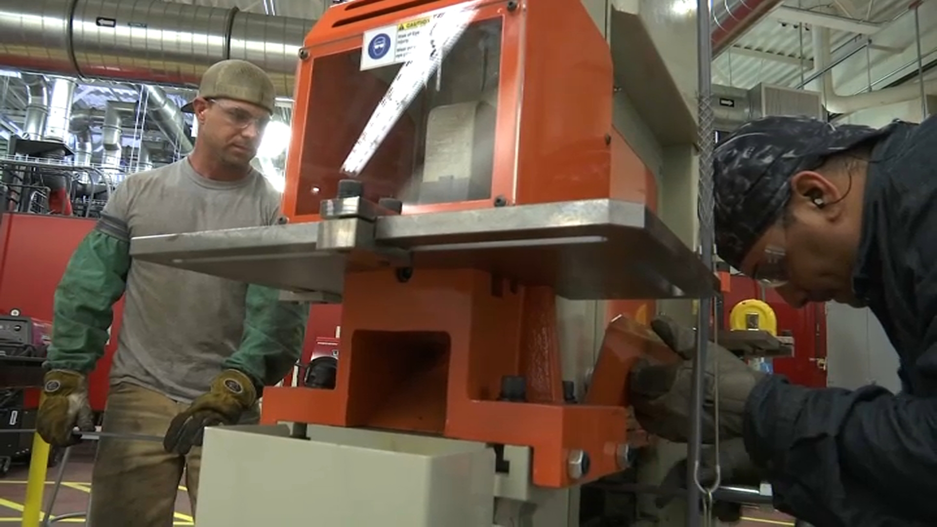 nbcconnecticut.com - Dan Corcoran - New Haven Public Schools to Offer Students Manufacturing Training
