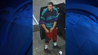 Photo of man police are looking for after an attempted carjacking in New Britain