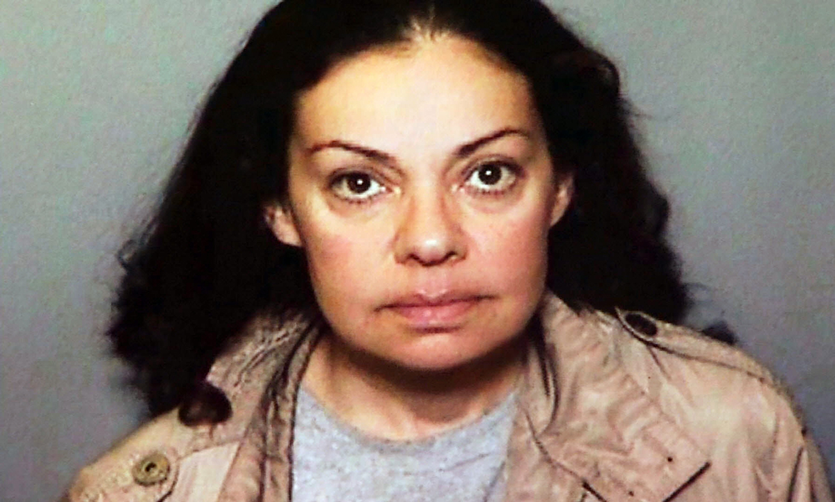 A 44-year-old Lake Forest woman who taught English classes at the Central Men's Jail in Santa Ana arrested Thursday Jan. 28, 2016 on suspicion of helping three inmates escape from lockup. Nooshafarin Ravaghi, who works for the Rancho Santiago Community College District, has been teaching English-as-a-second-language classes at the jail since July 2015
