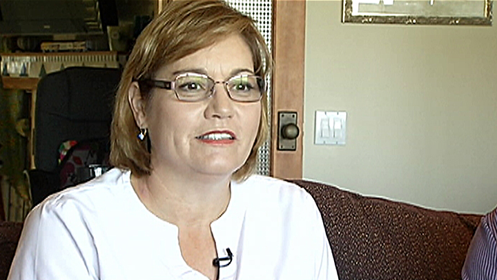 Linda Alweiss is credited with saving the life of a pilot who suffered heart problems aboard her flight on Dec. 30.