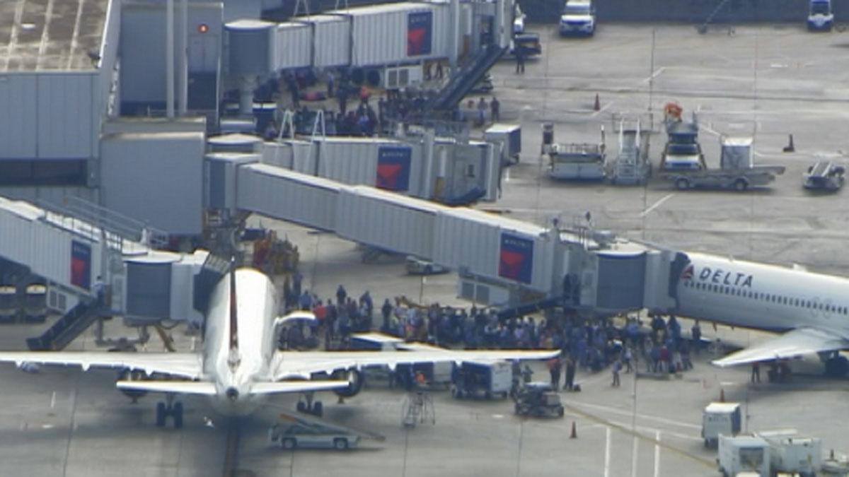 Fort Lauderdale / Hollywood International Airport.