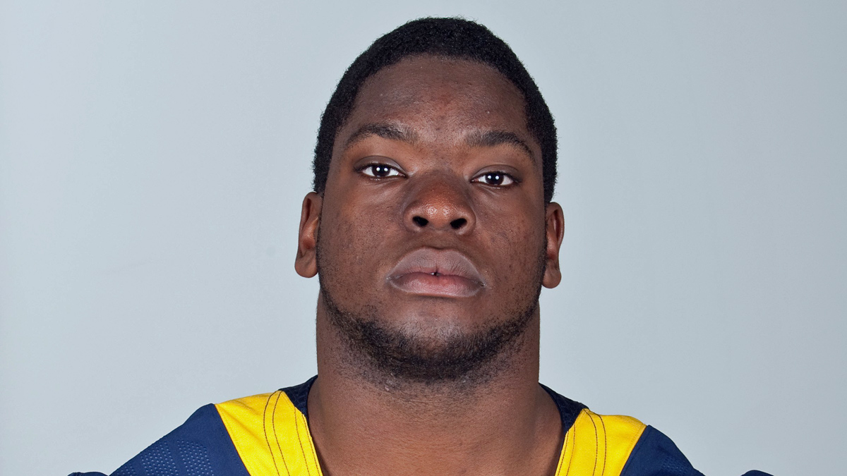 Ted Agu of the California Golden Bears poses for a portrait circa 2011 in Berkeley, California.  (Photo by California/Collegiate Images/Getty Images)