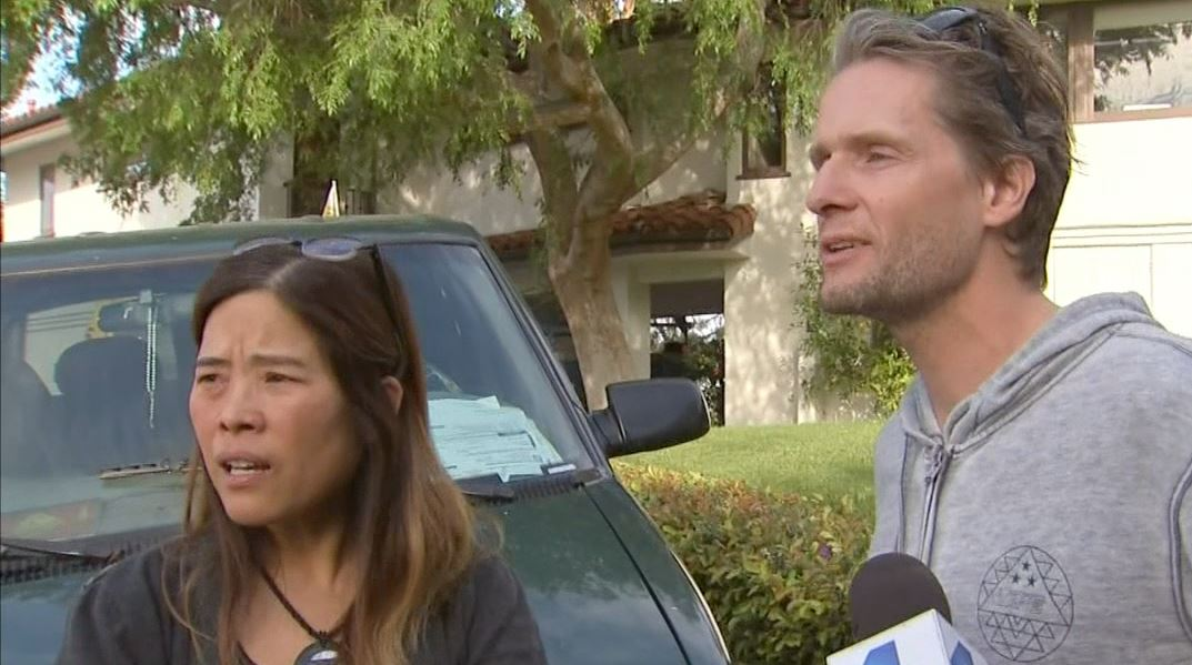 Thieves stole $52,000 worth of gold and other valuables from the Hollywood home of songwriter to the stars Toby Gad and his wife, Li.