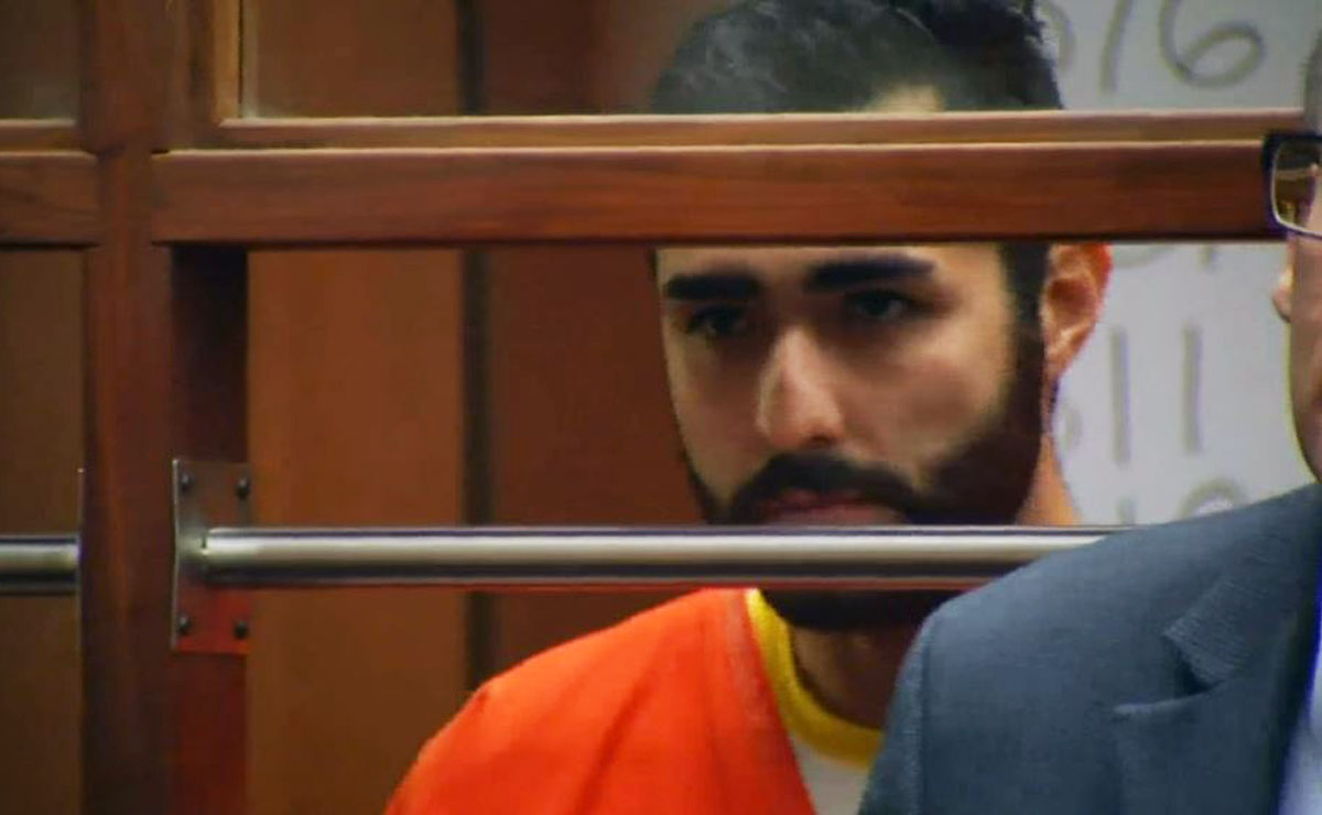 Former Los Angeles Police Department Officer Henry Solis appears in court Friday June 5, 2015.