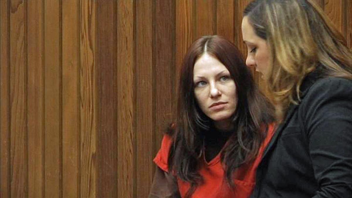 Alix Tichelman in court, Tuesday, July 15, 2014.