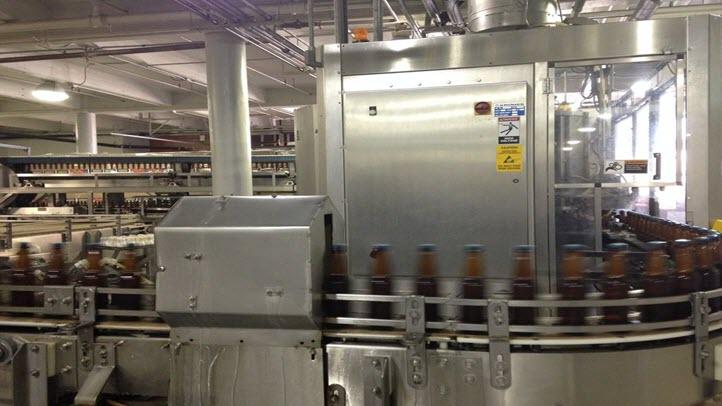 File photo of Gordon Biersch Brewing Company in San Jose.