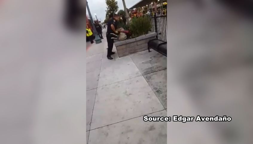The Stockton Police Department is facing controversy after the family of a teen arrested in what some witnesses described as a rough fashion filed a complaint Sept. 17, 2015.