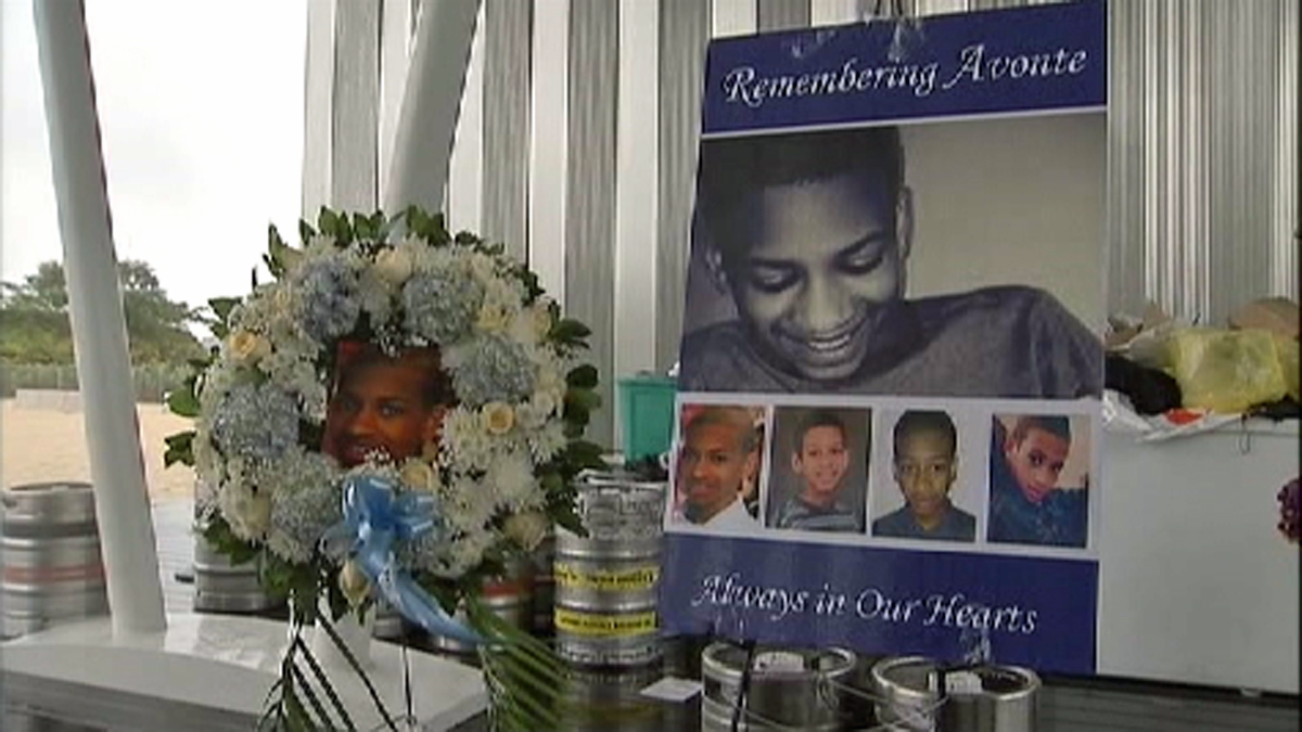 A vigil for 14-year-old Avonte Oquendo was held Saturday, a year after he vanished from his school on Oct. 4, 2013.