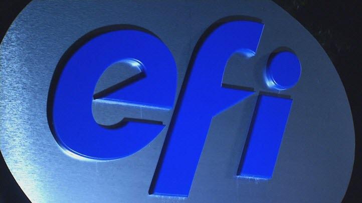 Fremont-based Electronics For Imaging.
