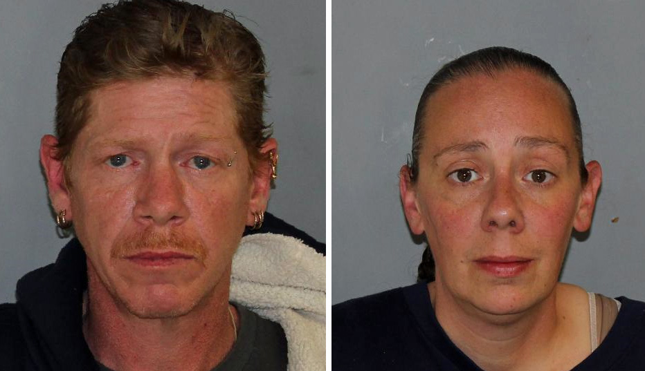 Charles Cole, 48, is accused of strangling his mother, then living with her body for weeks before hiding it in the woods of South Carolina. His wife, Ronalda Cole, 40, is accused of helping dump the body.