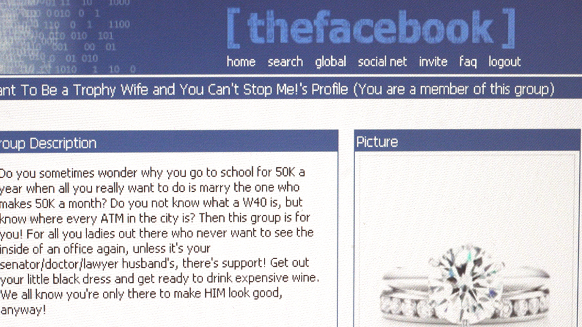 Feb. 4, 2004: Facebook, known as