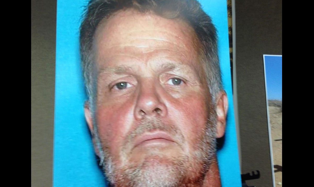 Charles Chase Merritt, arrested in connection with the slayings of four McStay family members. Image provided by San Bernardino County Sheriff's Department.