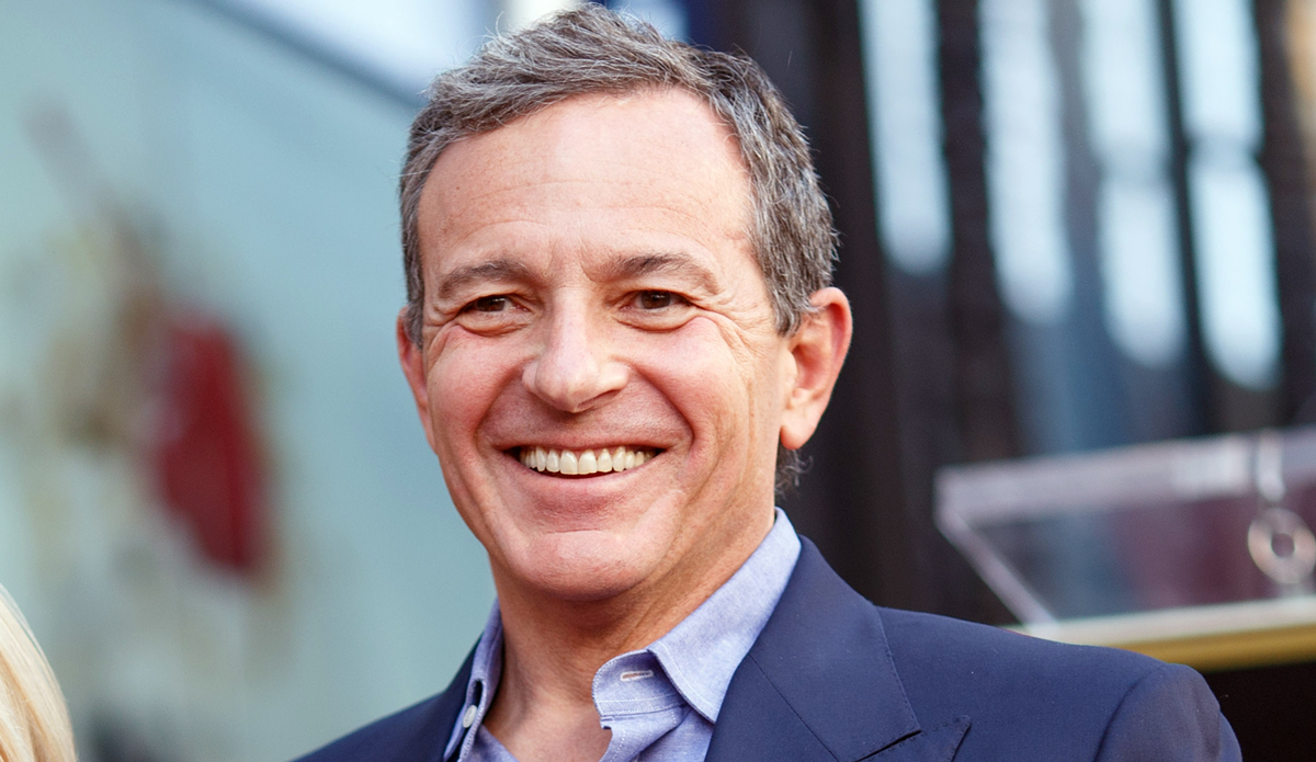 Walt Disney Company Chairman and CEO Bob Iger. The CEO announced Tuesday, Aug. 8, 2017, that Disney would remove its content from Netflix for its own streaming service.