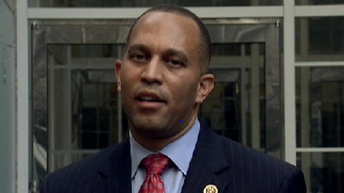 Congressman Hakeem Jeffries