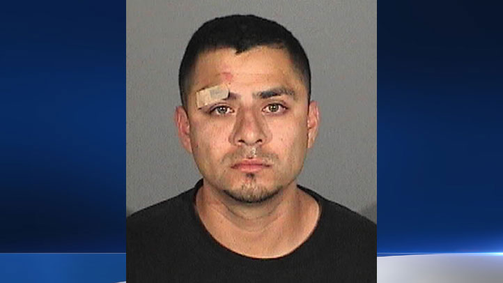 Ismael Soto, 28, was arrested on suspicion of felony DUI after a crash on Sunday, Dec. 14, 2014.