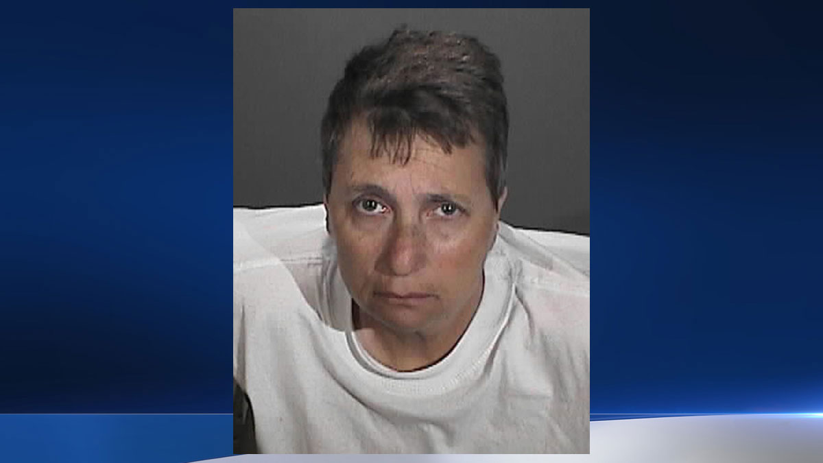 Margo Bronstein, arrested in a DUI crash that killed three people Dec. 16., 2014. Booking photo released by the Redondo Beach Police Department.