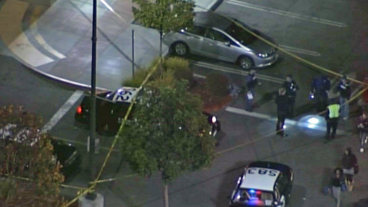 Police are investigating a reported shooting at Bayfair Mall in San Leandro.