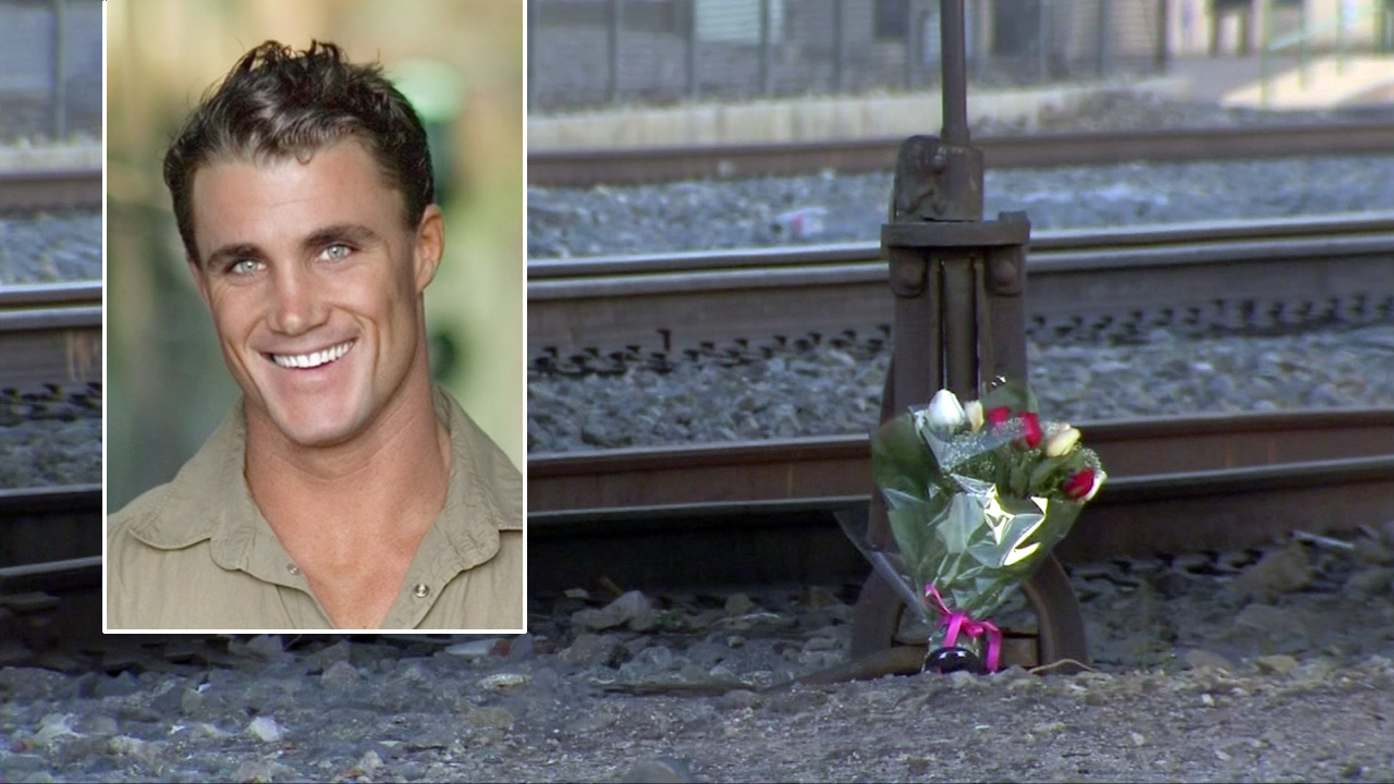 Greg Plitt, a world-renowned fitness expert, was struck and killed by a train in Burbank on Saturday, Jan. 17, 2015.