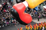 2015 Macy's Thanksgiving Day Parade From Above