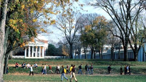 The University of Virginia, Charlottesville, Va.