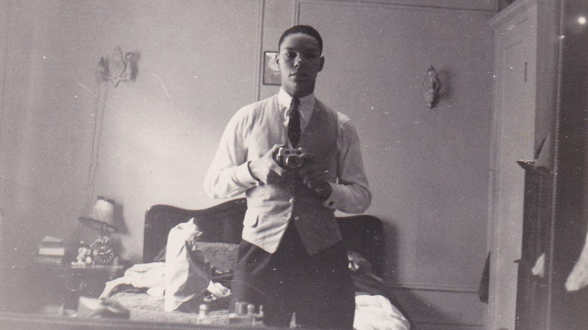 Former Secretary of State Colin Powell posted a vintage photo of himself on Facebook to celebrate