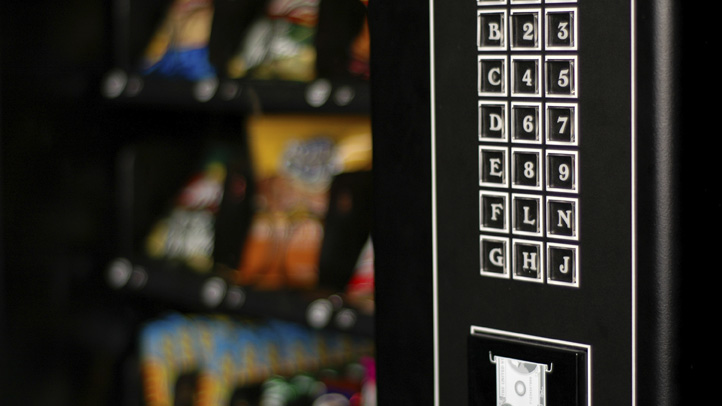 Snack vending machines in schools will have healthier offerings, beginning in the fall 2014.
