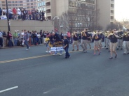 UConn Victory Parade