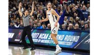 Nurse Hits 9 3-Pointers to Lead UConn Over Syracuse