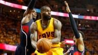 Cavaliers Beat Hawks 114-111 in OT