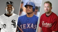 Bagwell, Raines, Rodriguez Elected to Baseball Hall of Fame