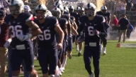 Shirreffs Throws for 372 Yards, UConn Holds Off Tulsa 20-14