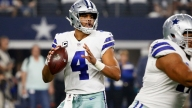 Dallas Cowboys Defeat New York Giants 20-13