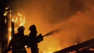 Firefighters Battling Fires and Serious Mental Health Challenges