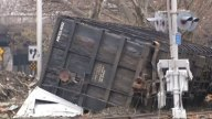 New Britain Dealing With Costs of Train Derailment