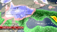 First Alert Nor'easter Possible End of Week