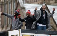 Super Bowl Patriots Parade Football