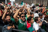 Mexico Soccer WCup Fans