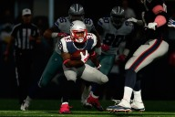 Patriots Running Back Dion Lewis Nearing Return