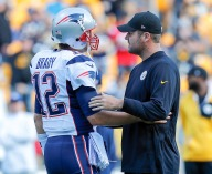 Roethlisberger Asks Rival Tom Brady for His Jersey
