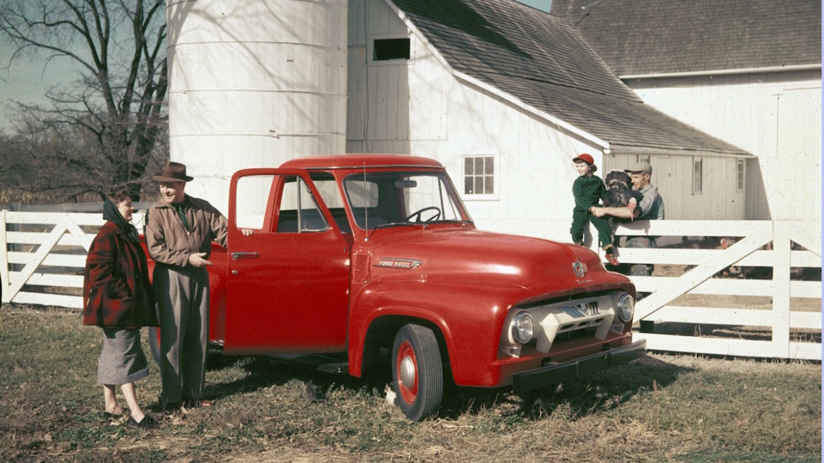 Henry Ford's vision to create a vehicle with a cab and work-duty frame capable of accommodating cargo beds and third-party upfit equipment proudly endures a century later in the Built Ford Tough F-Series lineup – from F-150 to F-750 Super Duty.