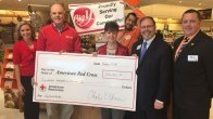 Big Y Donates $200,000 to American Red Cross