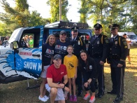 Sixth Annual 'Believe 208 Run For The Brave And Finest' 5K