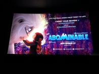 Abominable Advance Screening at Bow Tie Cinemas in Hartford